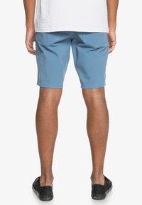 Quiksilver - Denim shorts - captains blue - 2