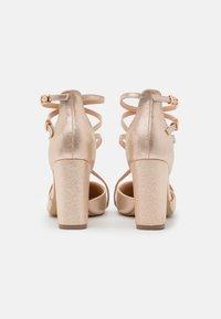 Wallis - CASH - High heels - gold - 3