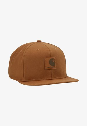 LOGO - Cap - brown