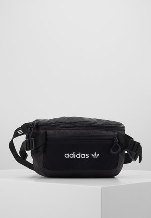 WAISTBAG UNISEX - Bum bag - black