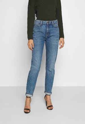 MOM  - Straight leg jeans - worn in luther