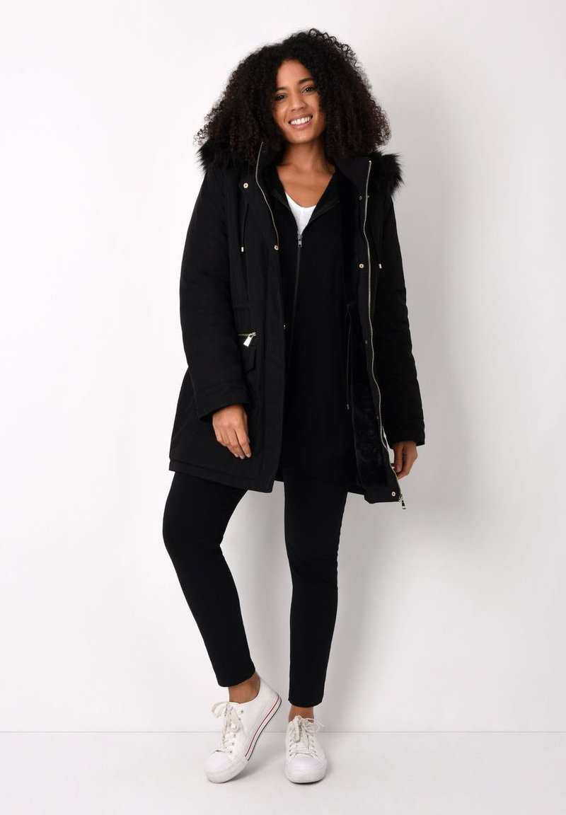 Live Unlimited London - Winter jacket - black