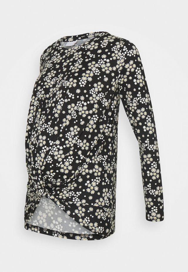 MLTAMMI - Long sleeved top - black