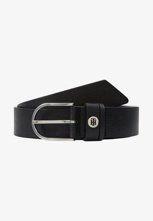 CLASSIC BELT - Pásek - black