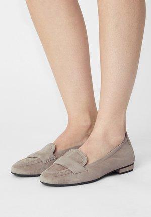 MALU - Nazouvací boty - grey