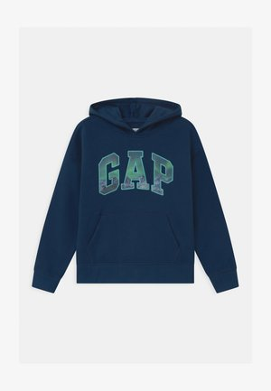 BOY ARCH HOOD - Sudadera - night