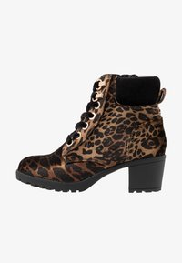 River Island - Lace-up ankle boots - brown - 1