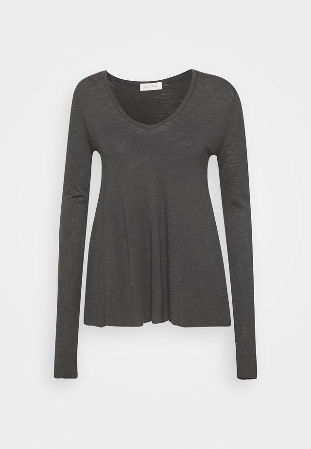 JACKSONVILLE - Long sleeved top - carbone vintage