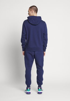 M NSW CE TRK SUIT HD FLC GX - Träningsset - midnight navy