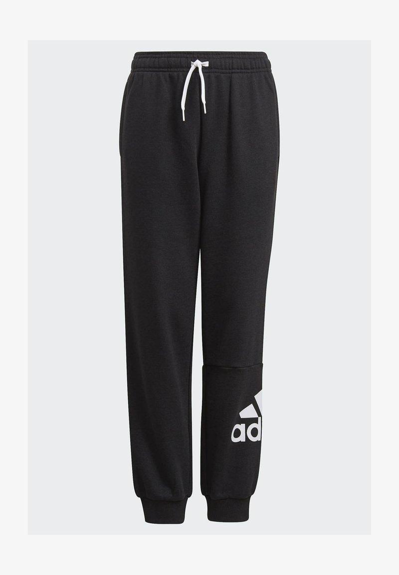 adidas Performance - ESSENTIALS FRENCH TERRY - Pantalones deportivos - black