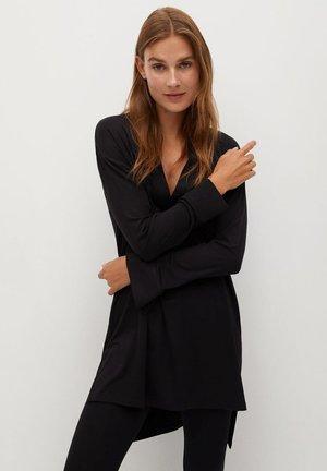 ALBANO - Long sleeved top - noir