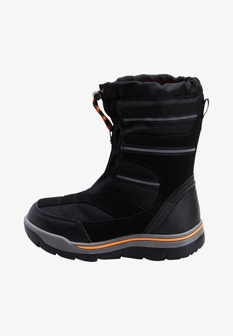 Next - Zimní obuv - black