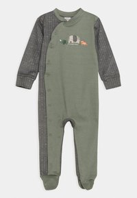 Staccato - Sleep suit - soft olive - 0