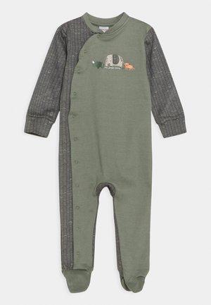 Sleep suit - soft olive