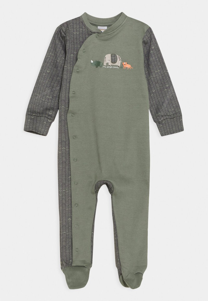 Staccato - Sleep suit - soft olive