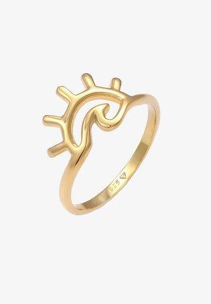 SUN WAVE - Ring - gold