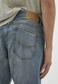 PULL&BEAR - Straight leg jeans - blue-grey - 4