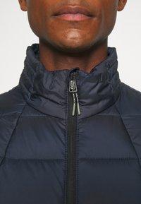 TOM TAILOR DENIM - LIGHTWEIGHT JACKET - Light jacket - sky captain blue - 5