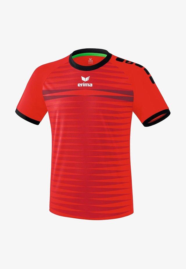 Sportswear - red