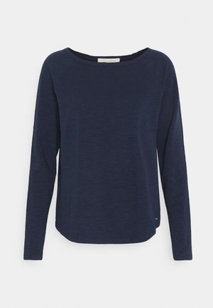RAGLAN - Long sleeved top - real navy blue