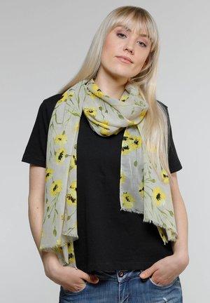 Scarf - lemon