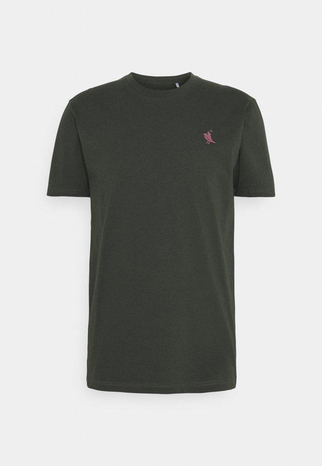 GULL RIDER - T-shirt basic - scarab green