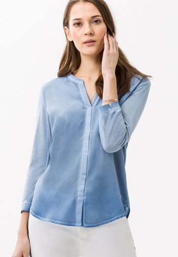 STYLE CLARISSA - Long sleeved top - blue