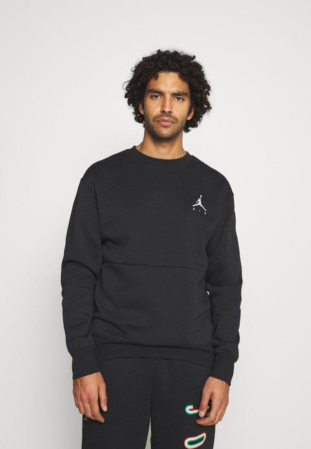 JUMPMAN AIR CREW - Sweatshirt - black