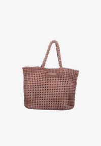 Taschendieb - BURGGARTEN - Tote bag - pflaume - 0