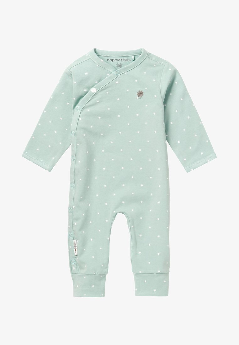 Noppies - LOU - Pijama de bebé - grey mint