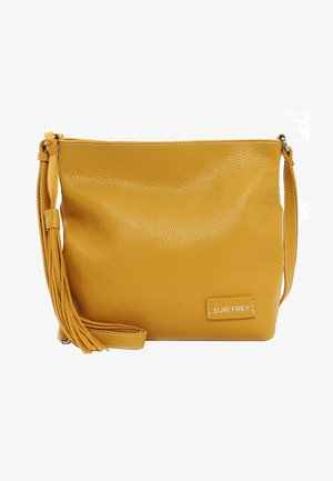 STACY - Handbag - yellow