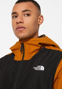 The North Face - MEN'S WATERPROOF FANORAK - Windbreaker - timber tan - 6