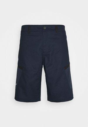 ALPINE - Friluftsshorts - navy blazer