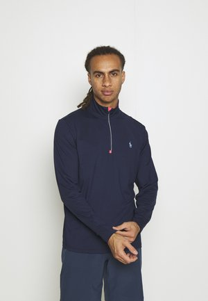 LONG SLEEVE - Maglietta a manica lunga - french navy