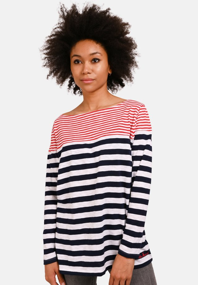 TIARE  - Long sleeved top - white