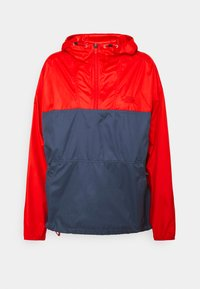 The North Face - CYCLONE - Veste coupe-vent - horizon red/vintageindigo - 5