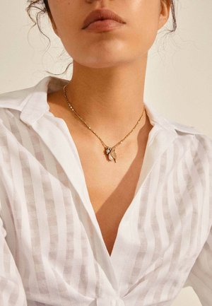 Ketting - gold plated