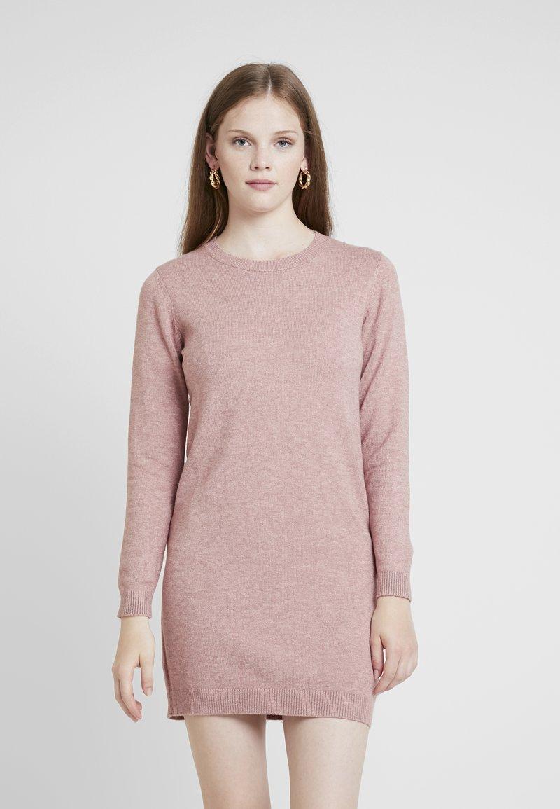 JDY - JDYMARCO DRESS - Strikket kjole - polignac/melange