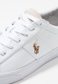 Polo Ralph Lauren - SAYER - Sneakersy niskie - white - 6
