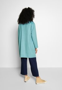 Hobbs - DOUBLE FACE COAT - Cappotto classico - pale blue - 2