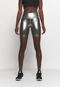 Nike Performance - ONE - Punčochy - black/metallic gold - 0