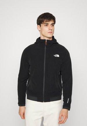 TEKWARE FULL ZIP JACKET - Fleecová bunda - black