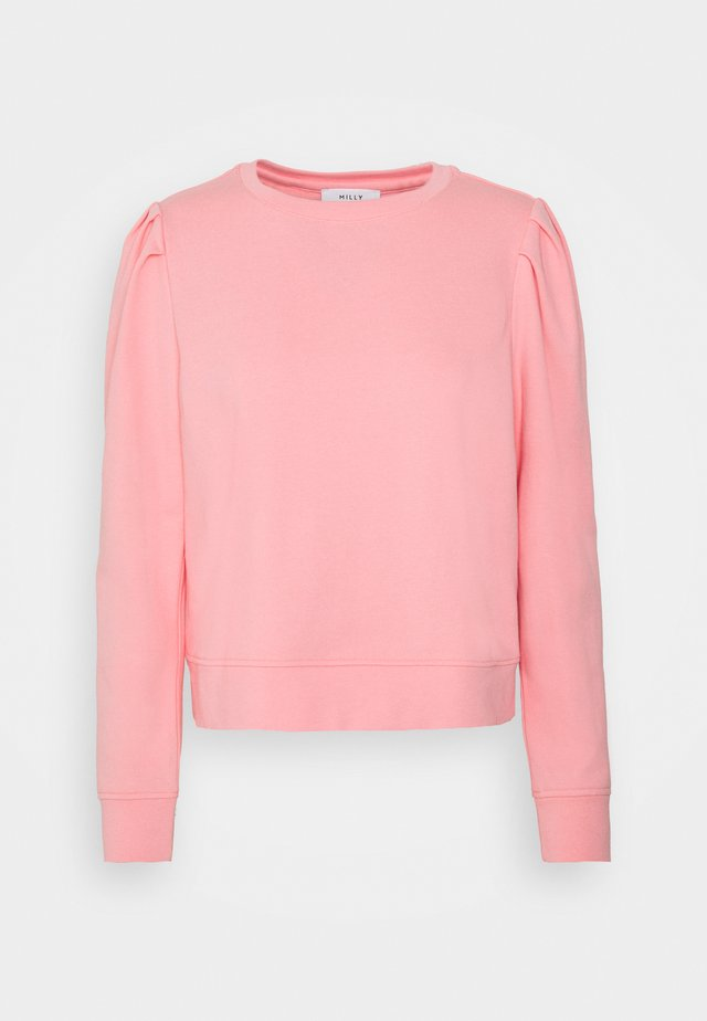 MARIANNE FRENCH TERRY - Sweater - blush
