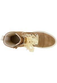 Bullboxer - Platform ankle boots - tan/cognac - 6
