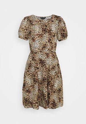 DRESS - Haljina od žerseja - neutral