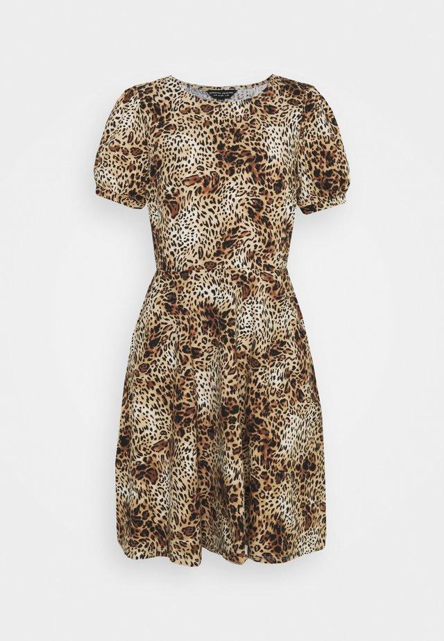 DRESS - Jersey dress - neutral