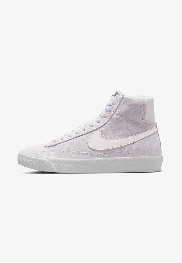 BLAZER MID '77 SUEDE BG - Zapatillas altas - lt violet/lt violet/white/white