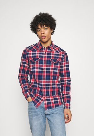 WESTERN - Shirt - rococco red