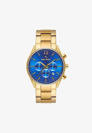 Chronograaf - gold