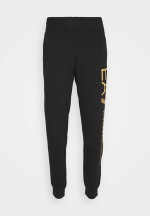 Trainingsbroek - black/gold